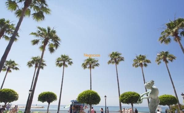 Marbella - Paseo Marítimo